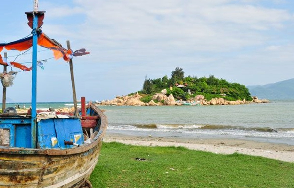 Острове Хон До
