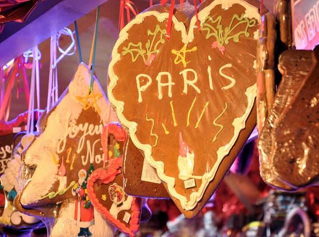 Пряник Париж