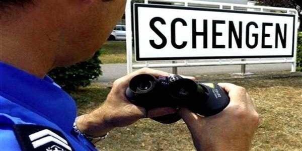 Въезд в шенгенскую зону