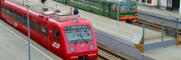 Аэроэкспресс и электричка до аэропорта Шереметьево