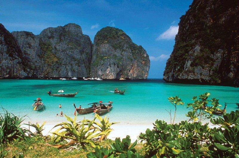 Отдых на морских и океанских пляжах