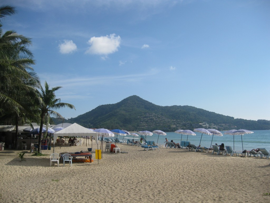 Пхукет - пляж