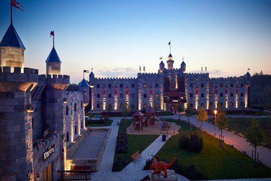 Замок в Леголенде