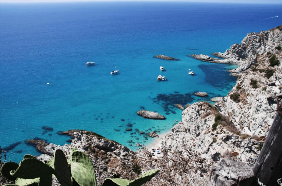 Берег Тирренского моря