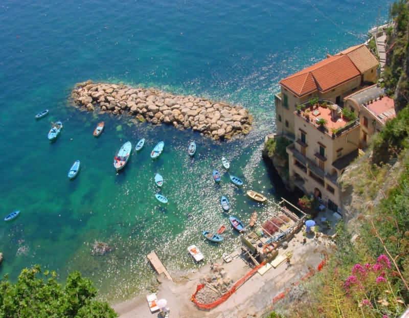 Восточное побережье в Италии