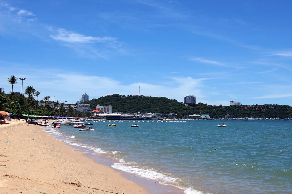 Райский пляж Таиланда