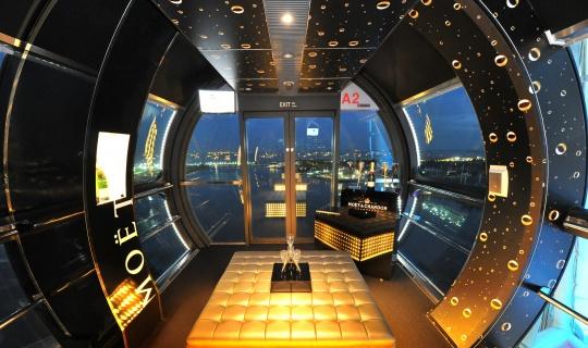 Singapore Sling Flight