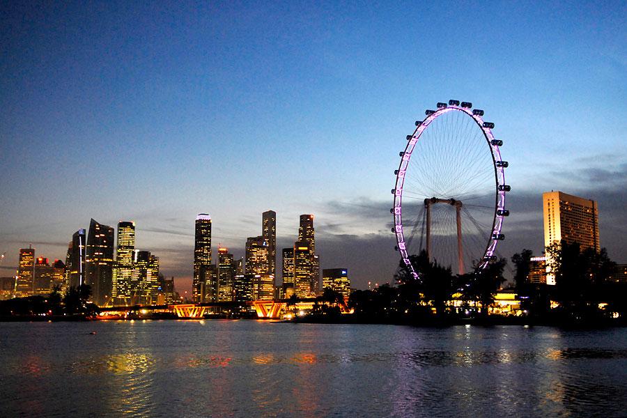 Сингапурское колесо