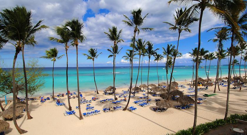 Отель Санскейп Доминикана Бич - пляж