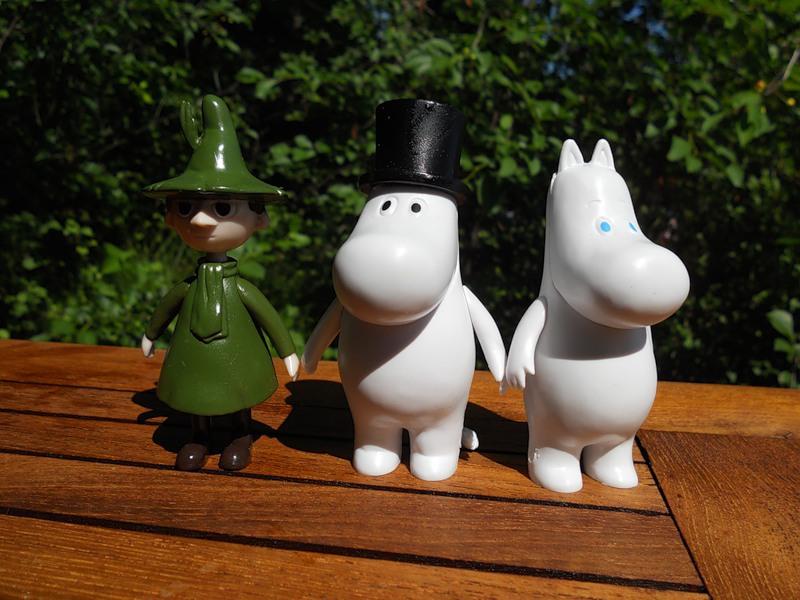 Сувенирные игрушки из Финляндии