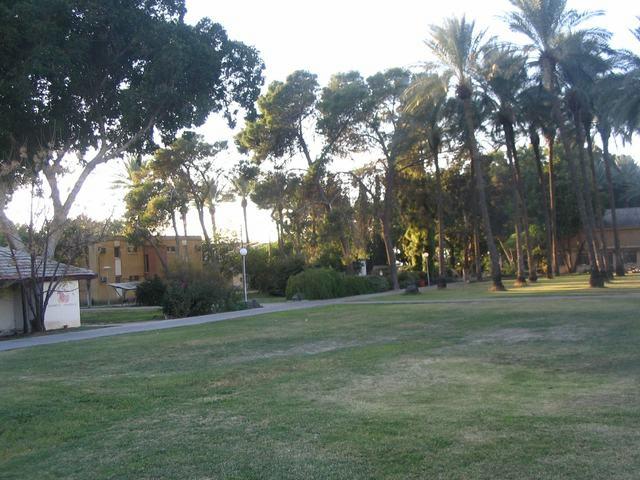 Парк в Израиле
