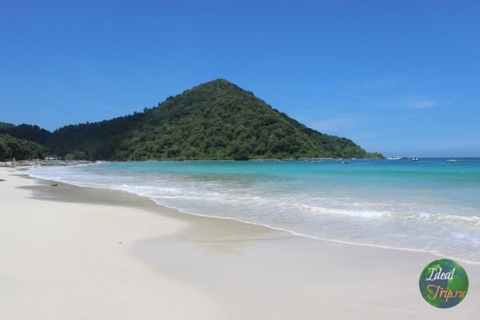 Пляж Селонг-Беланак