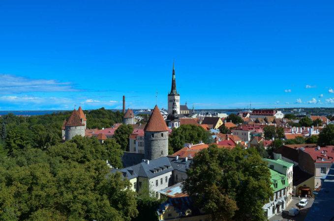 Вышгород в Таллине