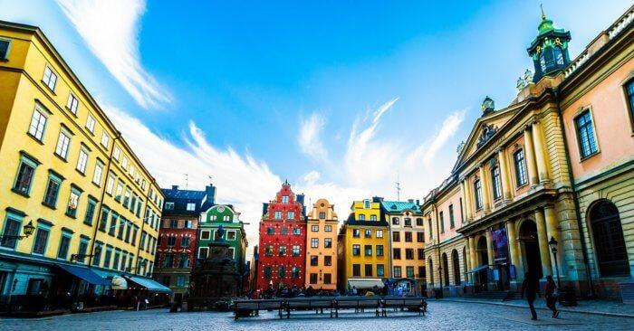 Район в Стокгольме