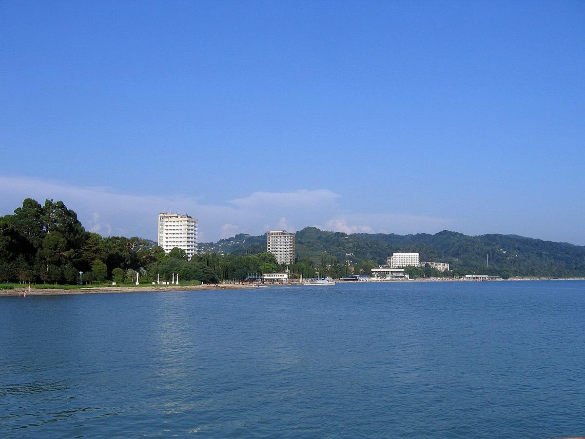 Где хорошо отдохнуть в Абхазии?