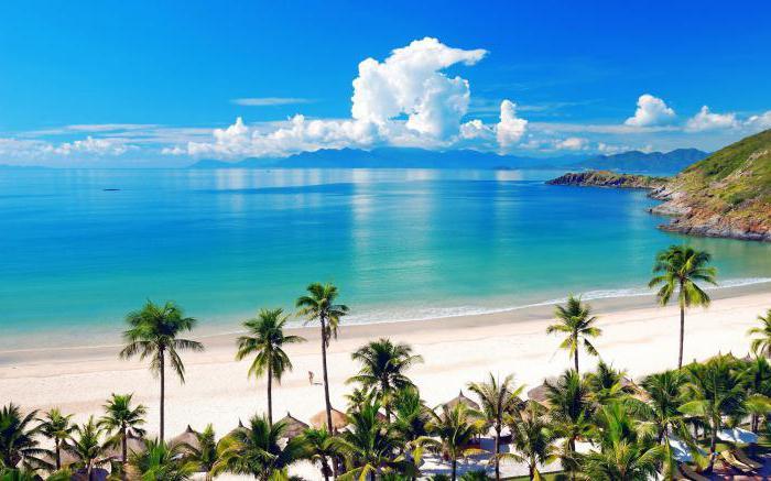 Курорт во Вьетнаме