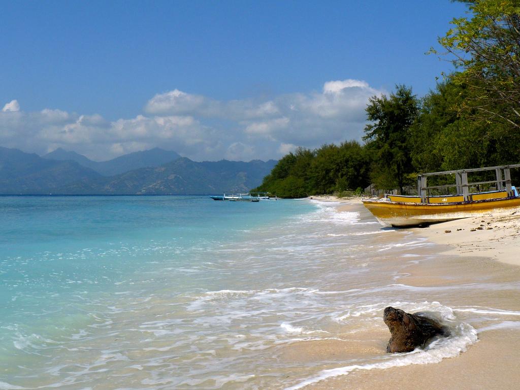 Фото острова Гили Эйр
