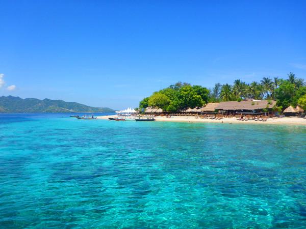 Остров Гили Эйр