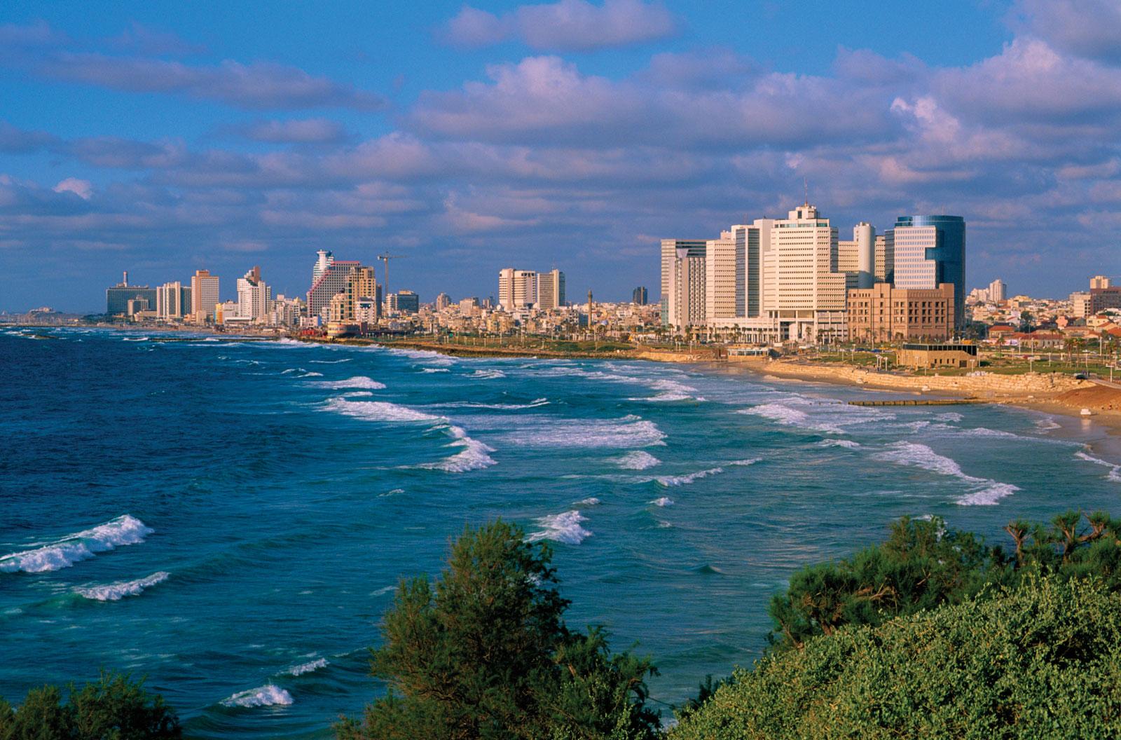 Израиль, Красное море