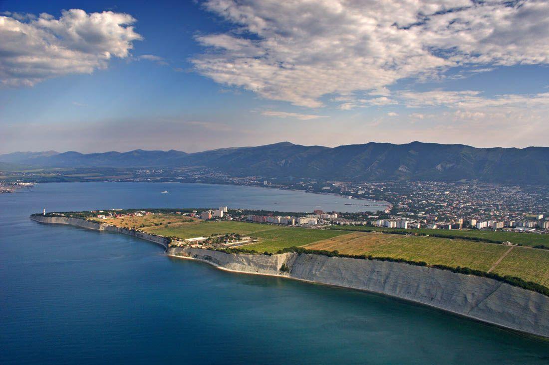 Каспийское море - город