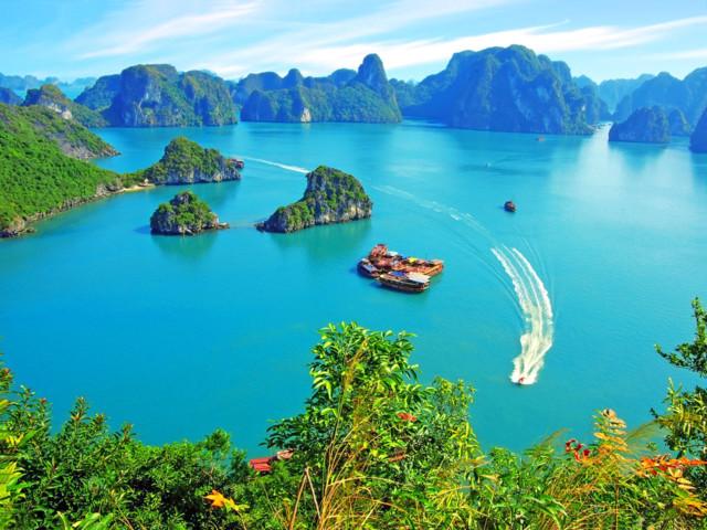 Достопримечательность Вьетнама