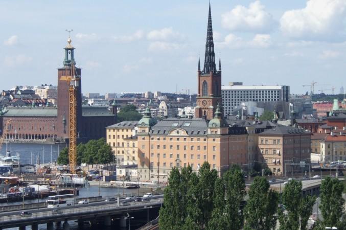 Центр Стокгольма