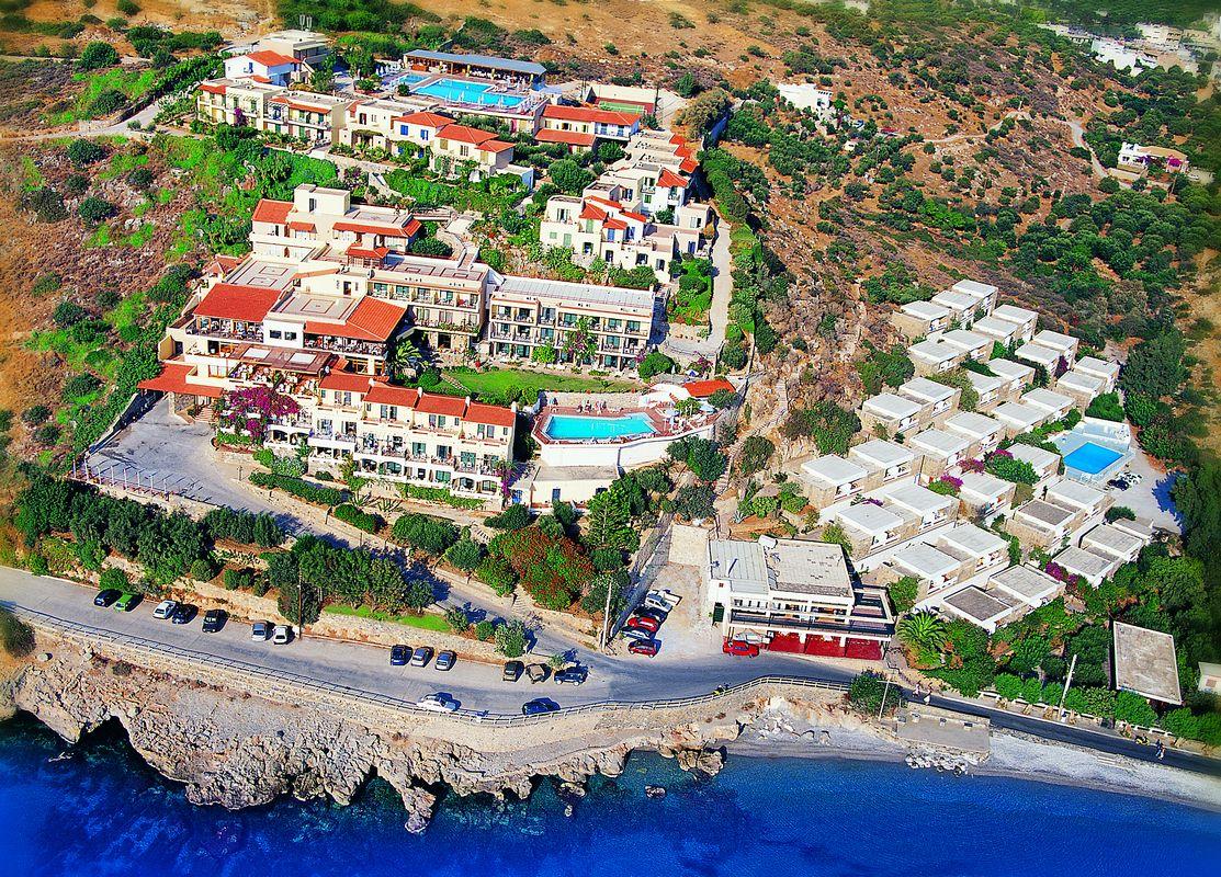 Крит – отели Агиос Николаоса