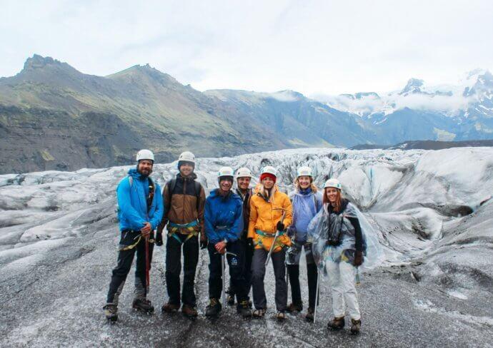 Ледник Свинафельсьйокуль