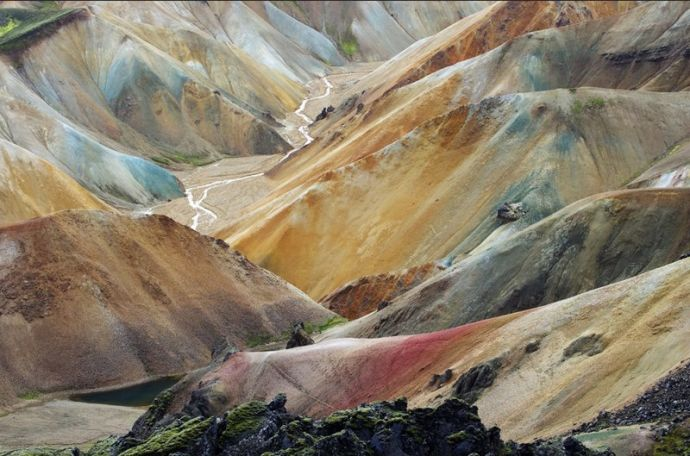 Долина Ландманналейгар