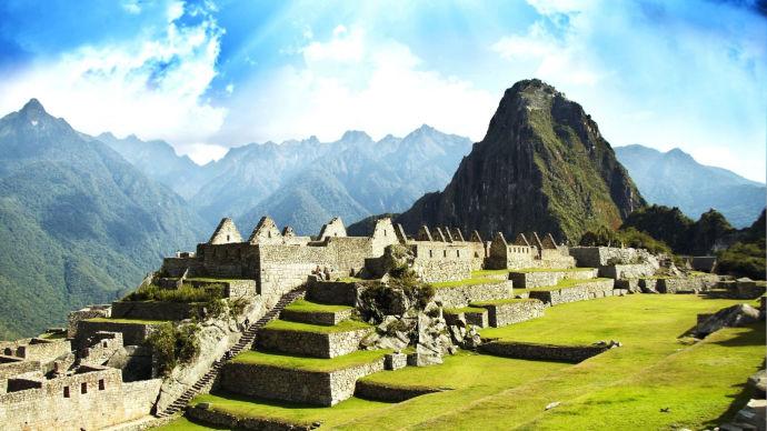Достопримечательность Мачу-Пикчу