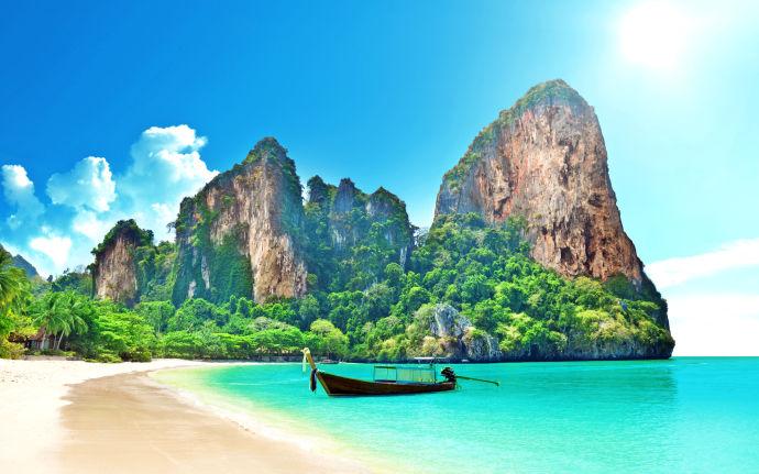 Побережье Таиланда