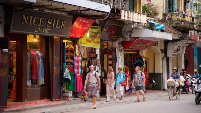 Магазины во Вьетнаме