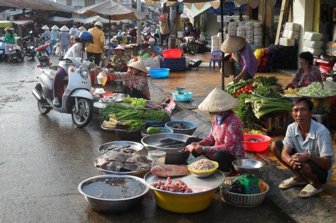 Рынок Нячанга