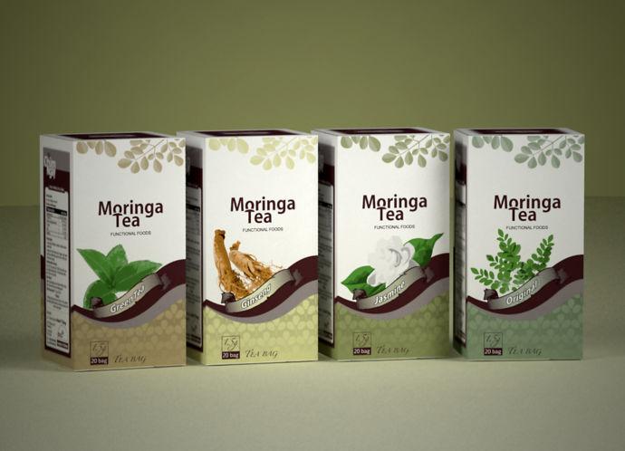 Травяной чай во Вьетнаме