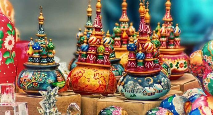 Русские сувениры во Вьетнам
