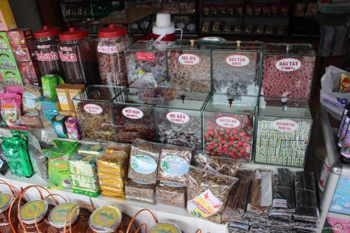 Вьетнамские сладости