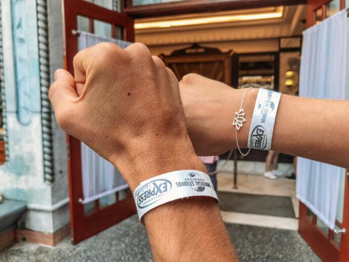 Экспресс билеты в парк Юниверсал Сингапур