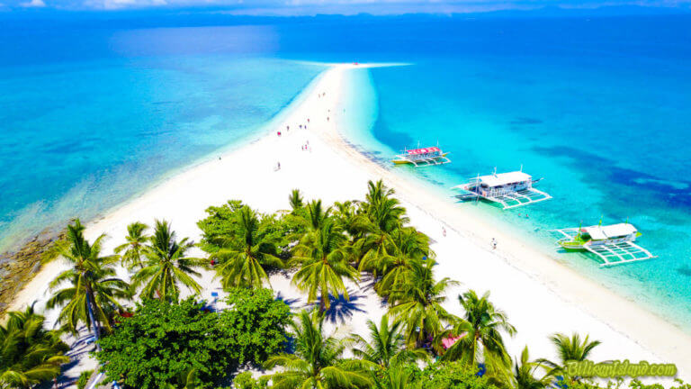 Остров Каланггамэн (рядом с Малапаскуей)