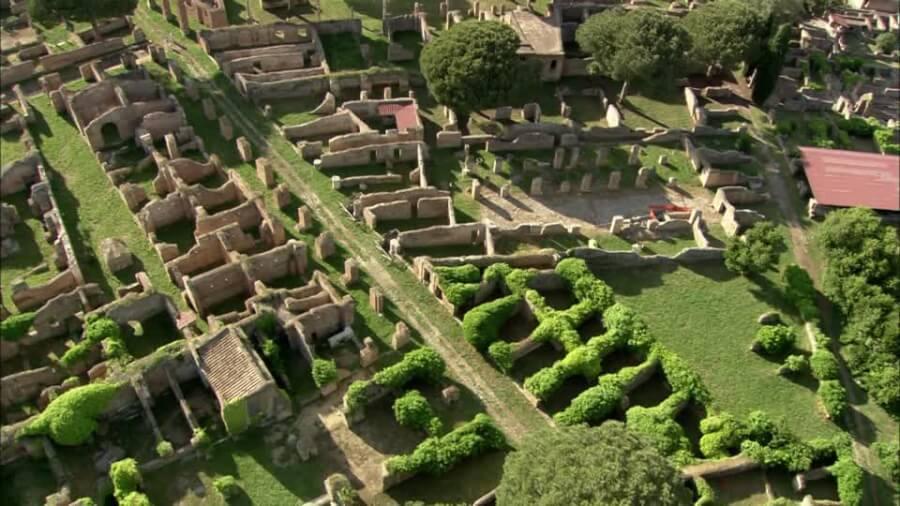 Остия Антика в Риме