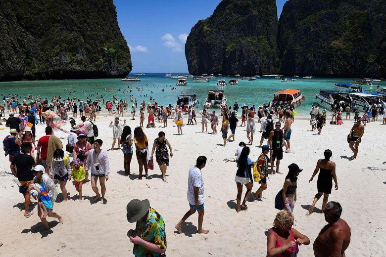 Таиланд, о.Пхи Пхи