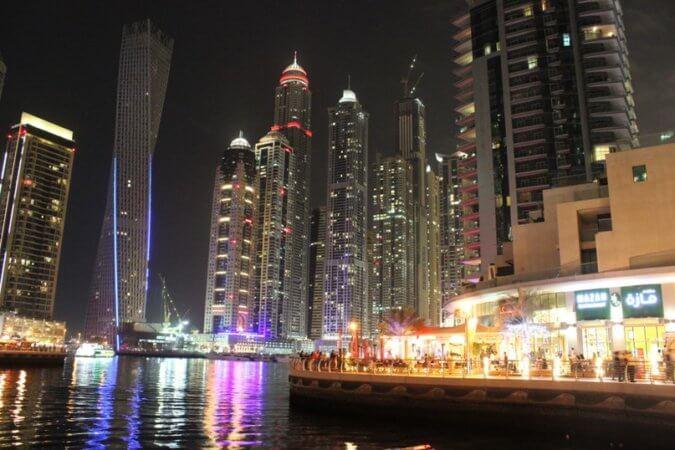 Дубаи Марина